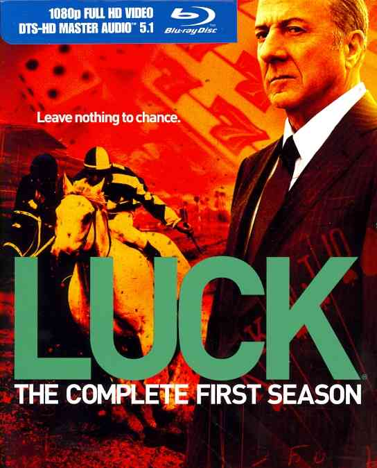 LUCK:COMPLETE FIRST SEASON BY LUCK (Blu-Ray)