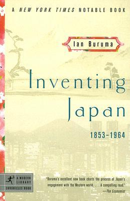 Inventing Japan By Buruma, Ian